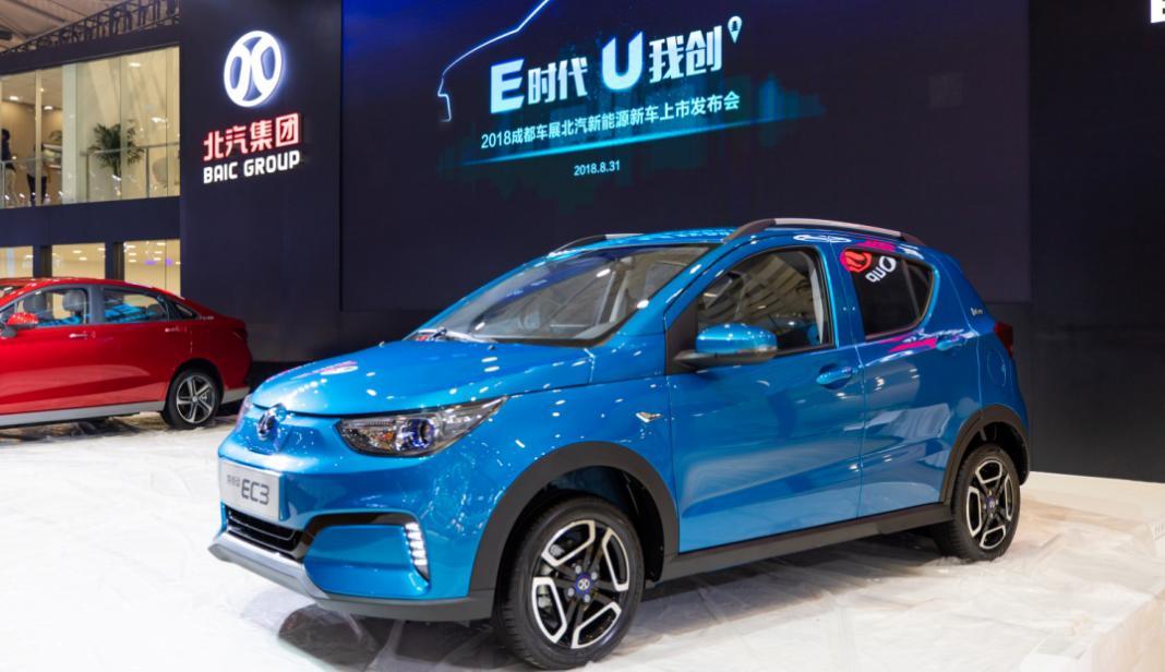 销量全球第一有理由,北汽新能源EC系列质量超smart