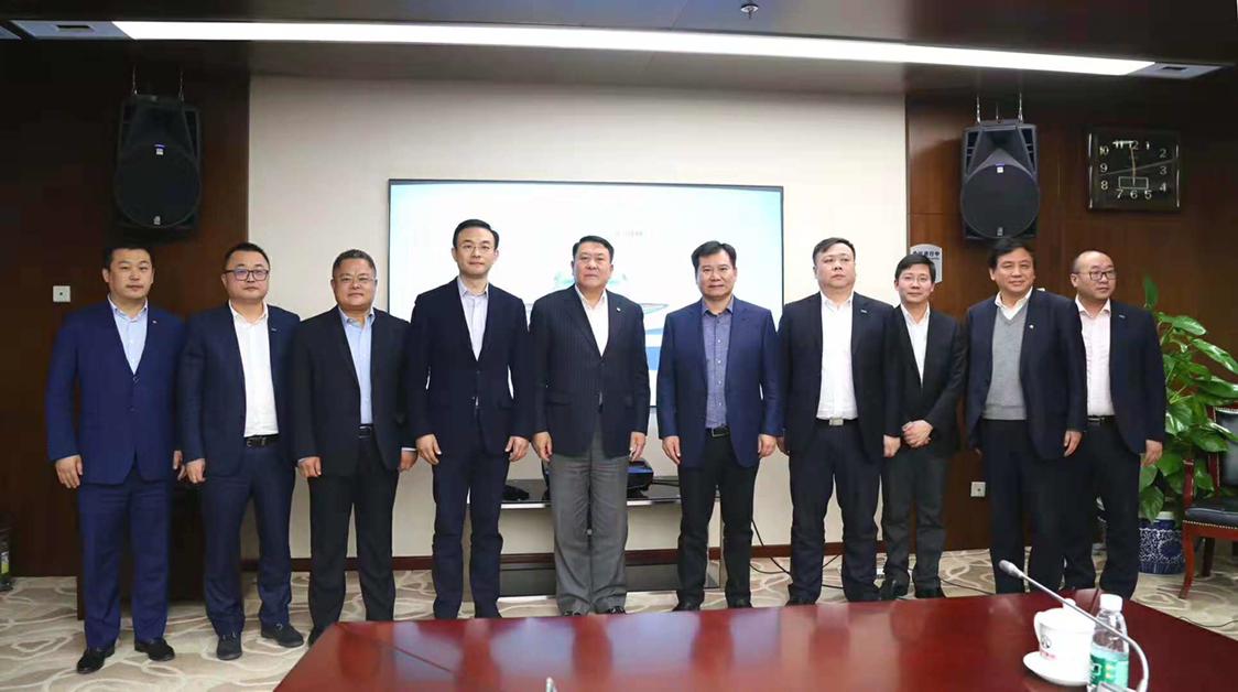 张近东访问北汽总部 北汽奔驰等品牌将开启苏宁智慧零售时代